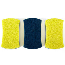 Full Circle Refresh Scrubber Sponges