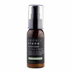 Cedar + Stone Sweet Orange & Olive Leaf Moisturiser