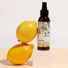 Life Basics by Cedar + Stone Body Mist - When Life Gives You Lemons