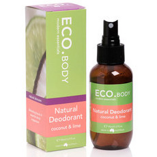 ECO. Coconut & Lime Deodorant