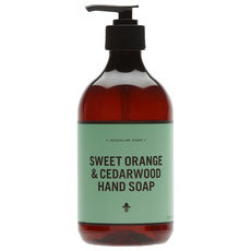 Jacqueline Evans Sweet Orange & Cedarwood Hand Soap