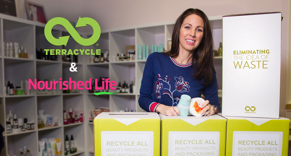 Terracycle and Nourished Life Recycling Program
