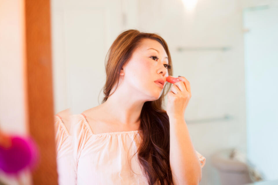 Susie Wang, founder of 100% Pure cosmetics, clean beauty and skin care