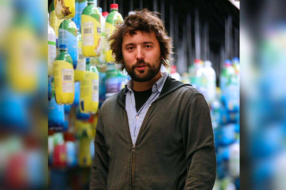 Tom Szaky, Terracycle Founder