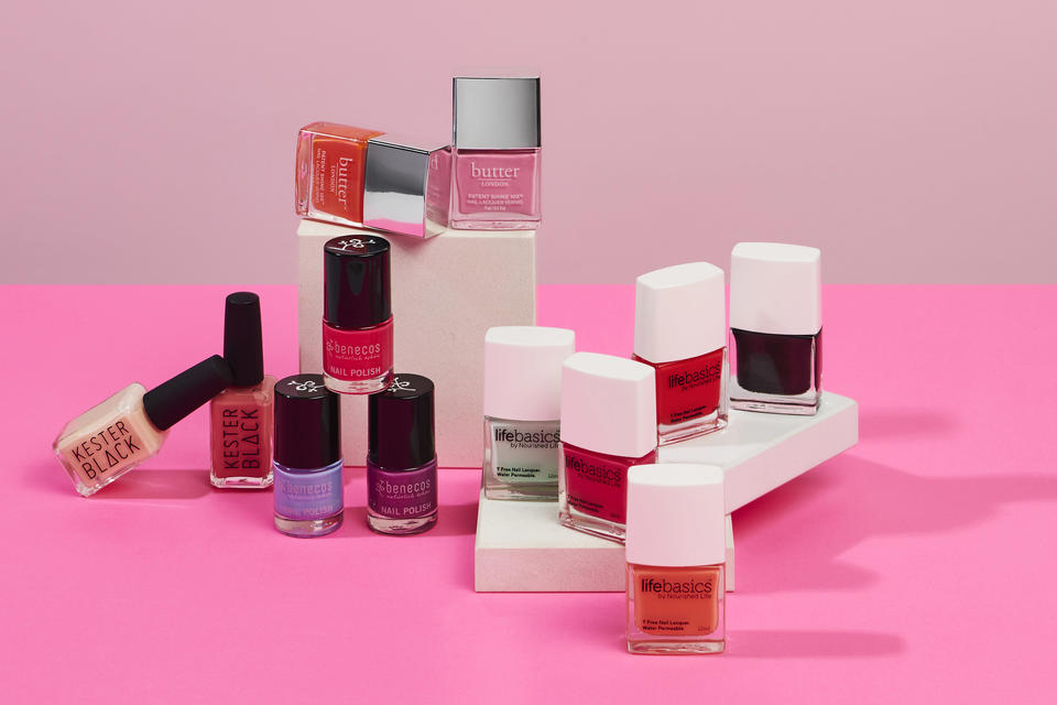 Your Guide to Toxin-Free Nail Polish | Nourished Life Australia