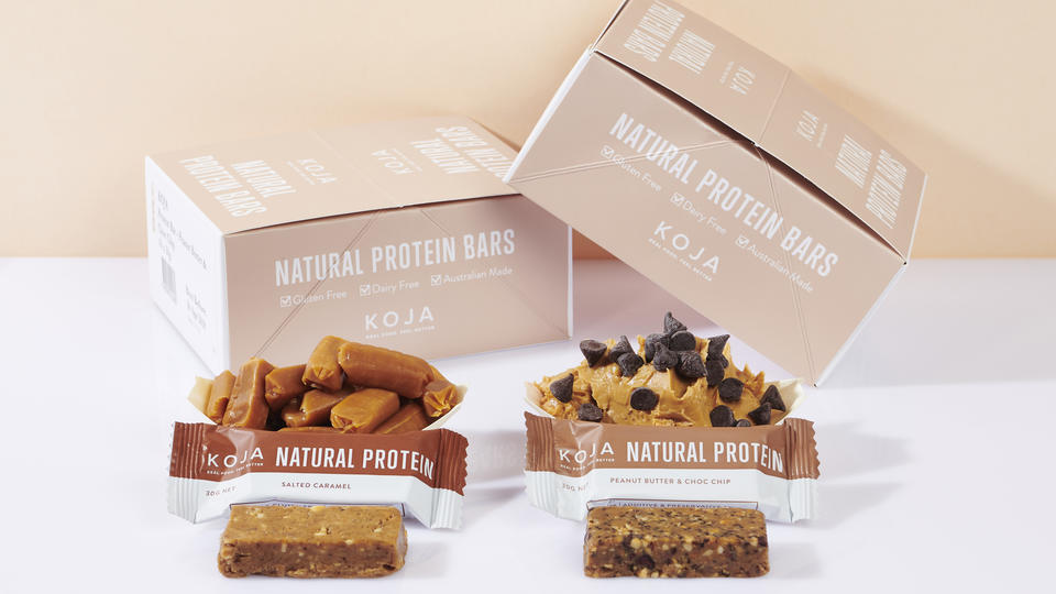 Why You Need To Try KOJA Natural Protein Bars!