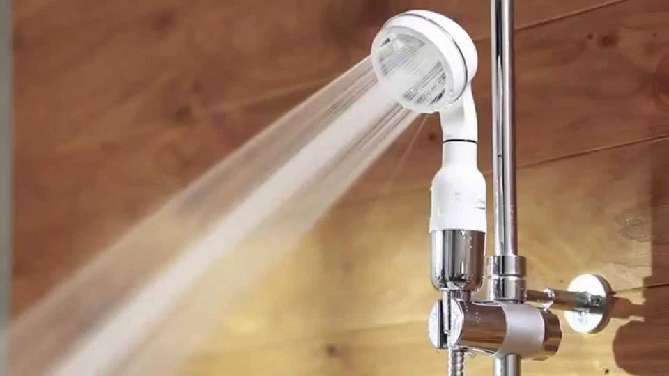 The benefits of using a shower filter! | Nourished Life Australia