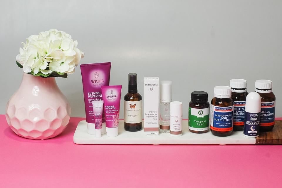 Natural Products To Use During Menopause Nourished Life Australia